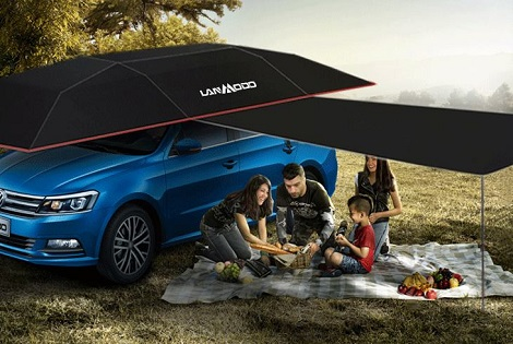 7 Steps to Make an Exciting Self-driving Outdoor Camping