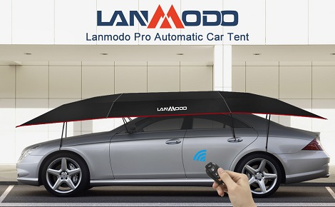 Hail Protection Car Cover >> Where To Find A Hail Proof Car Cover To Protect Vehicle Lanmodo