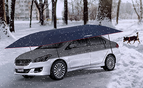 Why Do You Need a Snow Shelter for Car?