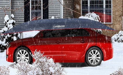 FAQ About Temporary Winter Car Shelter