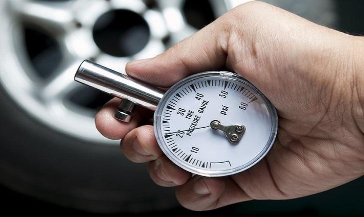 manutenção dos pneus