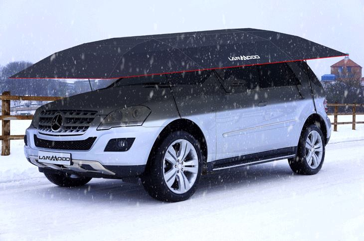 Winter Car Cover >> Lanmodo Snow Car Cover The Best Way To Save Your Car In