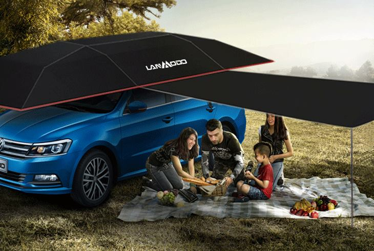 lanmodo car cover