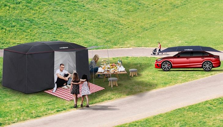 Lanmodo spring camping tent