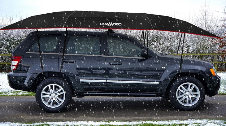 Winter Car Cover >> Classical Snow Car Cover Vs Innovative Automatic Winter Car