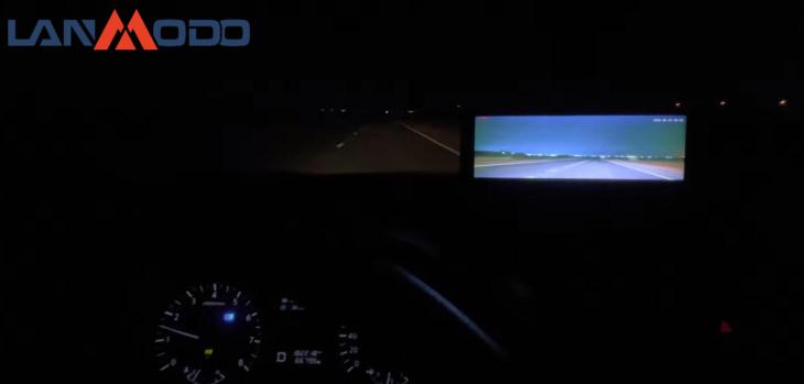 Lanmodo night vision system