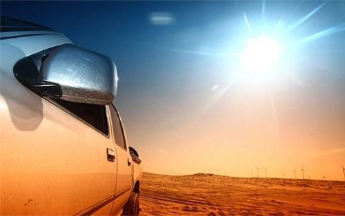 car Sunshade tent protect your car