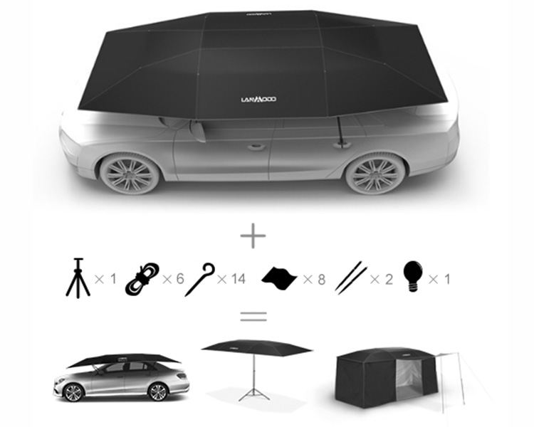 The Best Automatic Car Umbrella For Outdoor Activities You Should