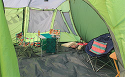 camping tent for family