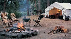camping tips for camping in spring