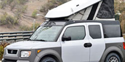 Car Top Camper Roof Tent