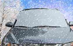 X-Shade Windshield Snows Cover Frostguard