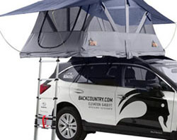 The Tepui Baja Kukenam Mesh 3 Roof Top Tent