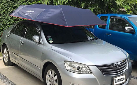 Top 7 Features of Lanmodo Portable Car Canopy