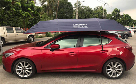 A Quick Look at New Innovative Lanmodo Outdoor Car Covers