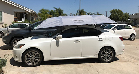 Where to Find an Automatic Car Sunshade for Your Car?