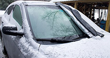 Where to Find Good Windshield Cover for Snow