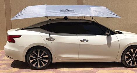 Best Innovative Car Top Tent in 2017 -- Lanmodo Car Tent