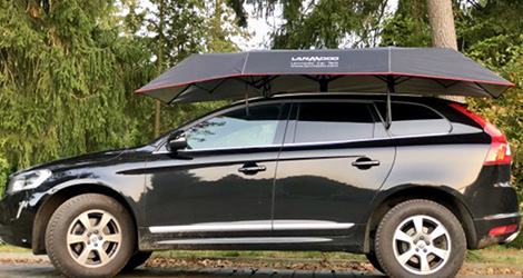Are You Looking for a Portable Car Tent? & Car Tent | Lanmodo