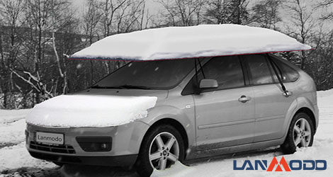 How to Choose a Suitable Winter Car Shelter? | Lanmodo