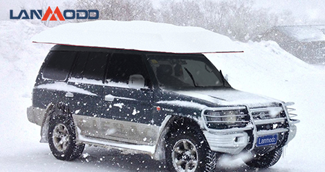 Top 5 Winter Car Covers for Your Vehicle in This Winter