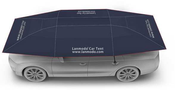 Lanmodo Pro Four-Season Semi-auto Car Tent