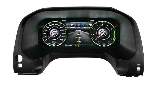 """Lanmodo Race for Toyota Prado—12.3"""" Full LCD Instrument Cluster"""